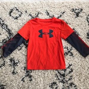 Under Armour Toddler Boy Shirt